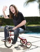 """Matthew Alfred Yankovic, better known as """"Weird Al,"""" has recorded 12 albums and won three Grammys. He once worked as an """"accordion repo man,"""" collecting rented accordions from children when they had stopped taking lessons at school."""