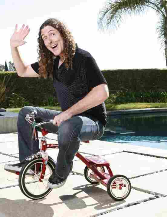"Matthew Alfred Yankovic, better known as ""Weird Al,"" has recorded 12 albums and won three Grammys. He once worked as an ""accordion repo man,"" collecting rented accordions from children when they had stopped taking lessons at school."