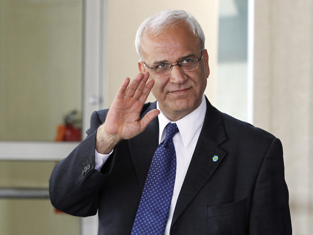 Palestinian chief negotiator Saeb Erekat resigned in the wake of the leak of thousands of documents to Al Jazeera. But some say his resignation was also prompted in part by the broader turmoil in the Arab world.