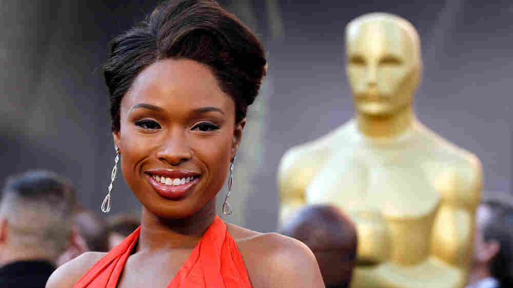 Red carpet radiance: Singer-actress Jennifer Hudson won an Academy Award for Best Supporting Actress in  2006 for her role in 'Dreamgirls.'