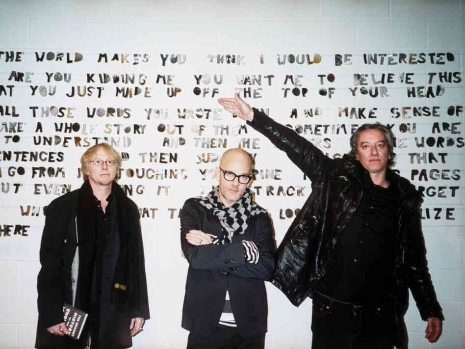 R.E.M.'s 15th studio album, Collapse Into Now, comes out on March 8.