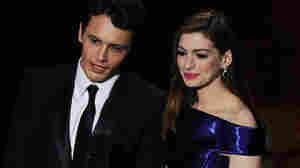 James Franco and Anne Hathaway apologized for their youth at Sunday night's Oscars.