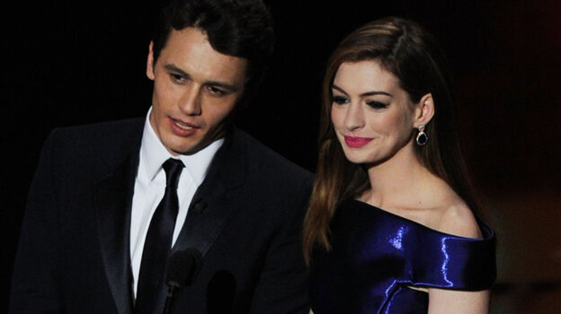 James Franco and Anne Hathaway apologized for th