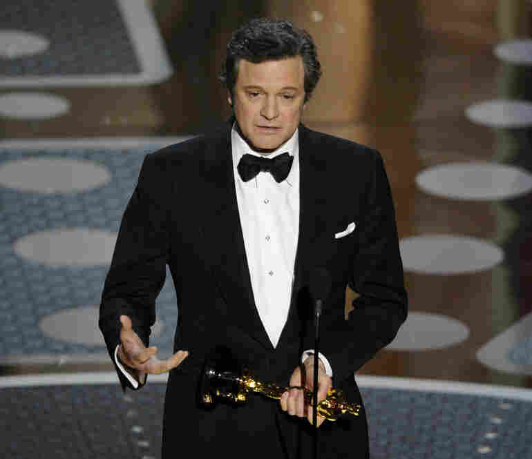 Colin Firth, nominated in 2010 for A Single Man, won the Best Actor award this year for his portrayal of King George VI in The King's Speech.