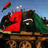 Libya's Rebellion Spawns A Trio Of Unlikely Heroes