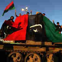 Libya's Rebellion Spawns A Trio Of Unlikely Heroes