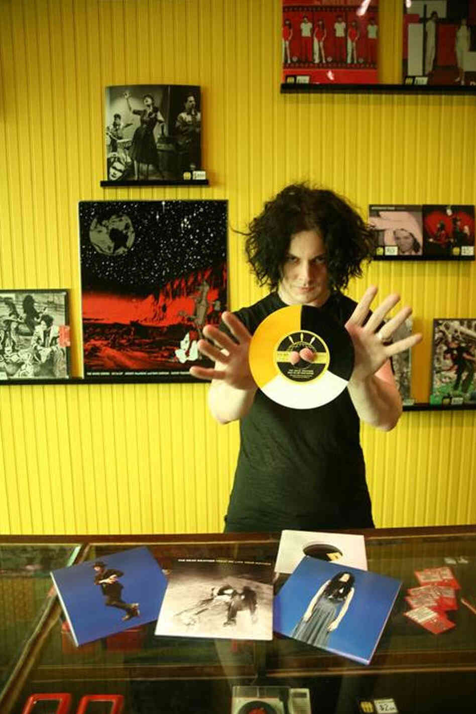 The Flipside With Jack White Finding Music In The Art Of