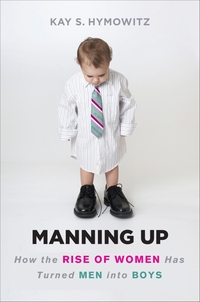 Cover of 'Manning Up'