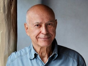 Academy Award winner Alan Arkin has appeared in more than 80 films, but he credits his early years in improvisational theater for his successful acting career.