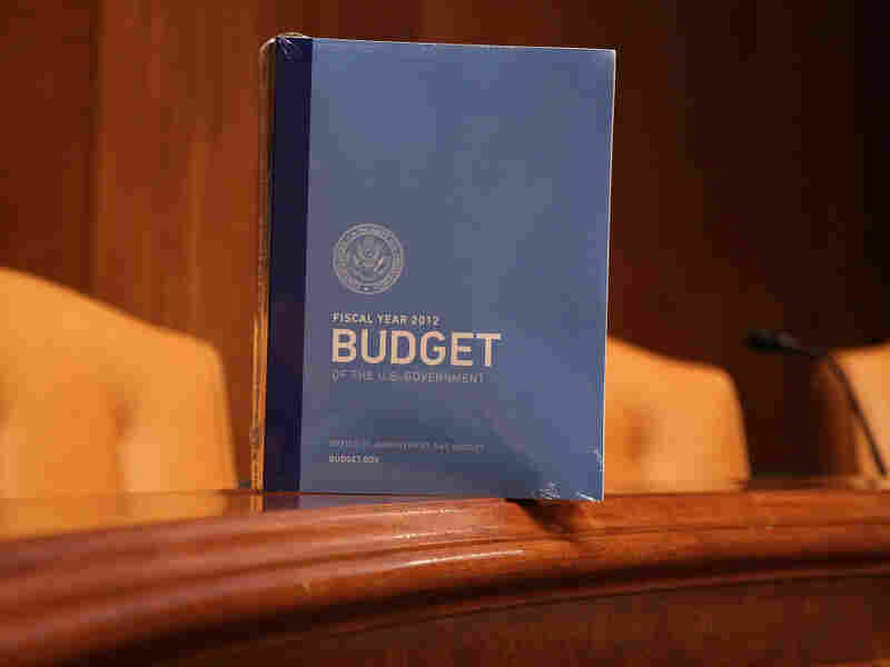 A copy of the Obama administration's 2012 Budget proposal at the Senate Budget Committee in Washington, D.C. On Monday, the Congressional Black Caucus Foundation met to discuss what the upcoming budget cuts could mean for African Americans.