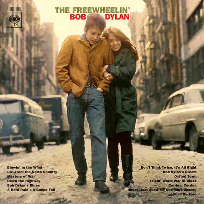 'The Freewheelin' Bob Dylan'