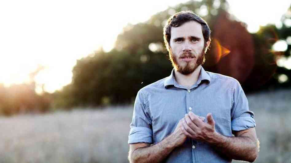 James Vincent McMorrow recently performed on World Cafe.