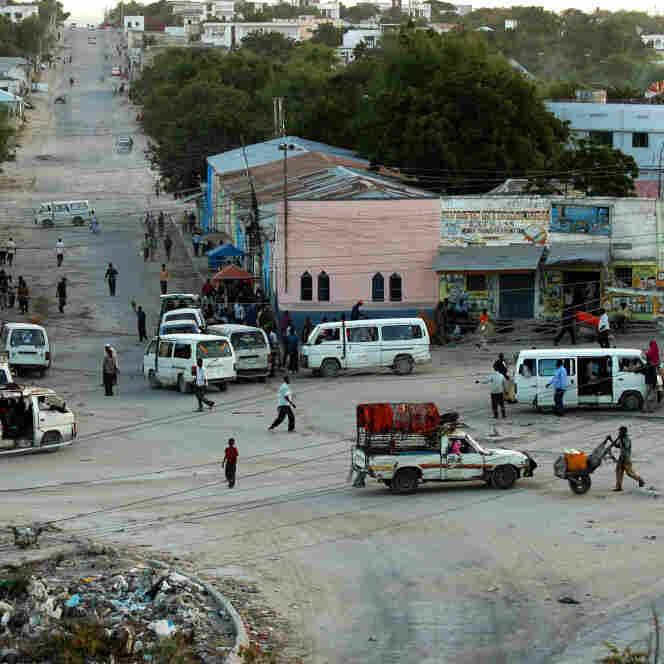Many Struggle To Survive In Somalia's Capital