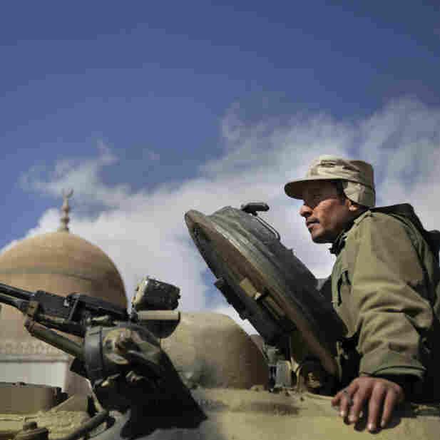 U.N. Acts Against Libya As U.S. Warns Of Civil War