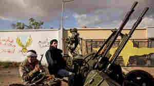 Battles Escalate For Control Of Libya