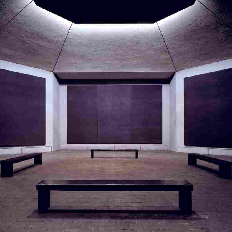 For 40 years, the Rothko Chapel in Houston has served as a space for personal contemplation, interfaith dialogue and action for human rights. The sanctuary was created by Mark Rothko, who committed suicide one year before the chapel opened.