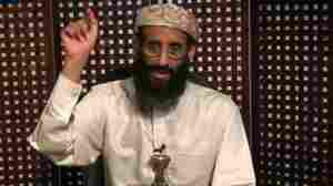 An image of Anwar al-Awlaki taken from an October 2010 video.