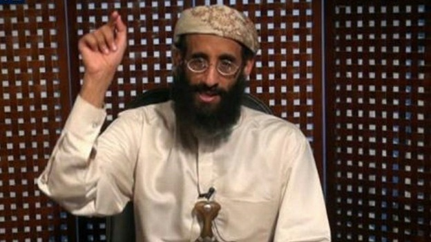 An image of Anwar al-Awlaki taken from an October 2010 video. (AFP/Getty Images)