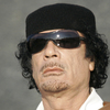 Libyan leader Moammar Gadhafi, shown in a 2008 file photo, has created an incredibly centralized state, with all decisions going through him, says Frederic Wehrey, a senior policy analyst at the RAND Corp.