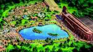 Kentucky 'Ark Park' Seeks Tourists Two-By-Two