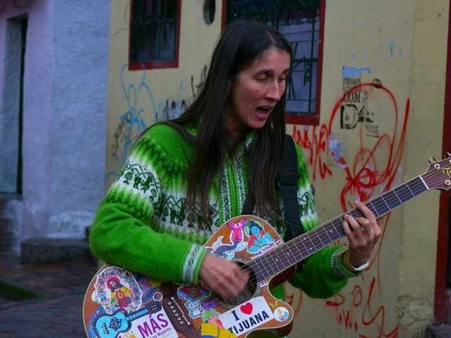 Andrea Echeverri: A Day In Colombia With Aterciopelados : Alt.Latino : NPR