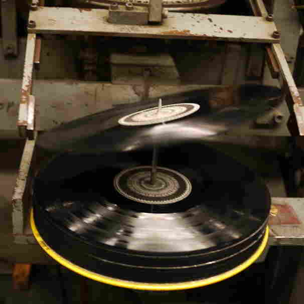 Slow And Steady: Vinyl Survives
