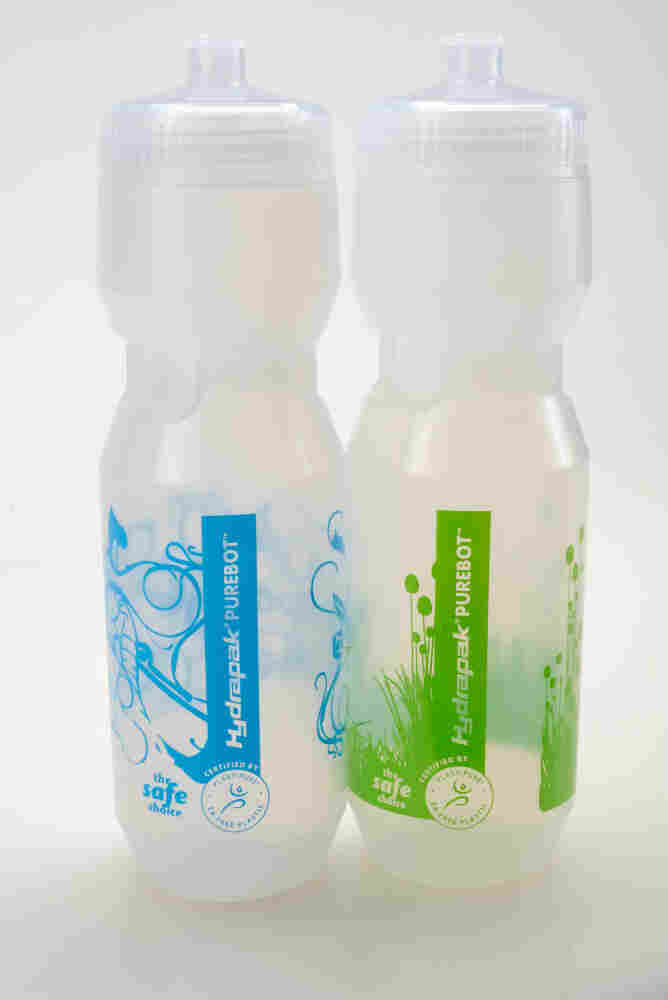 PlastiPure manufactures water bottles that it says have no estrogenic chemicals.