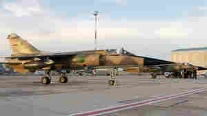 Any attempts to enforce a no-fly zone over Libya would have to take the country's air force into account. The pilots of these two Libyan Air Force jets landed in Malta on Monday, Feb. 21, after the pilots were ordered to fire on anti-government protesters.
