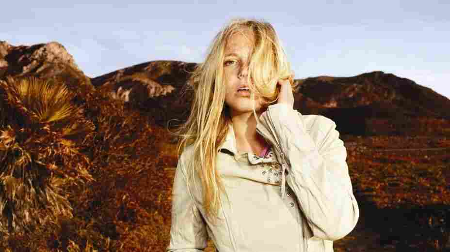 Lissie recently performed on World Cafe.