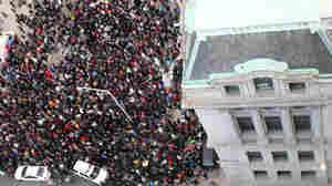 Providence Mayor Defends Firings As Teachers Protest