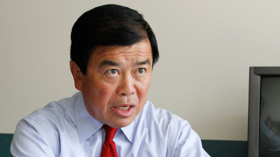 Seven-term U.S. Rep. David Wu (D-OR), shown last August, says he will run again for re-election in 2012.