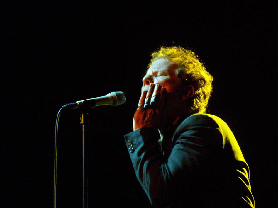 Tom Waits. (Michael Kappler/AFP/Getty Images)