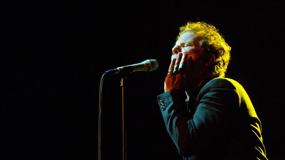 Tom Waits. (AFP/Getty Images)