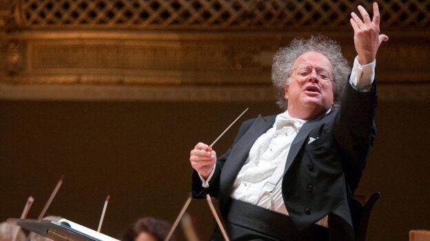 James Levine's health issues forced him to resign from the Boston Symphony Orchestra. (Boston Symphony Orchestra)