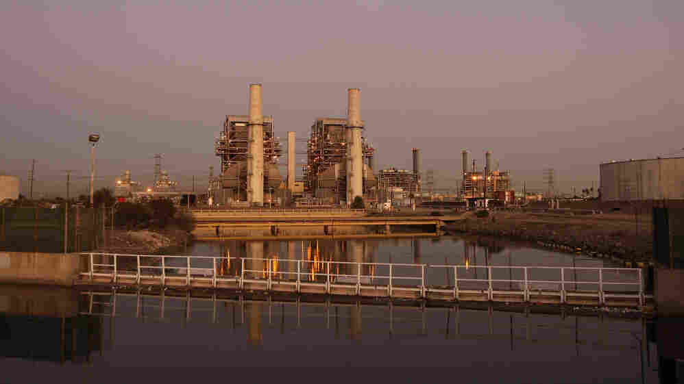The House budget plans stand to curtail the EPA's ability to regulate greenhouse gas emissions, among many cuts. In 2009, the Obama administration announced that it had authorized the EPA to regulate emissions, including those from the AES Corporation's Alamitos natural gas power station, above.