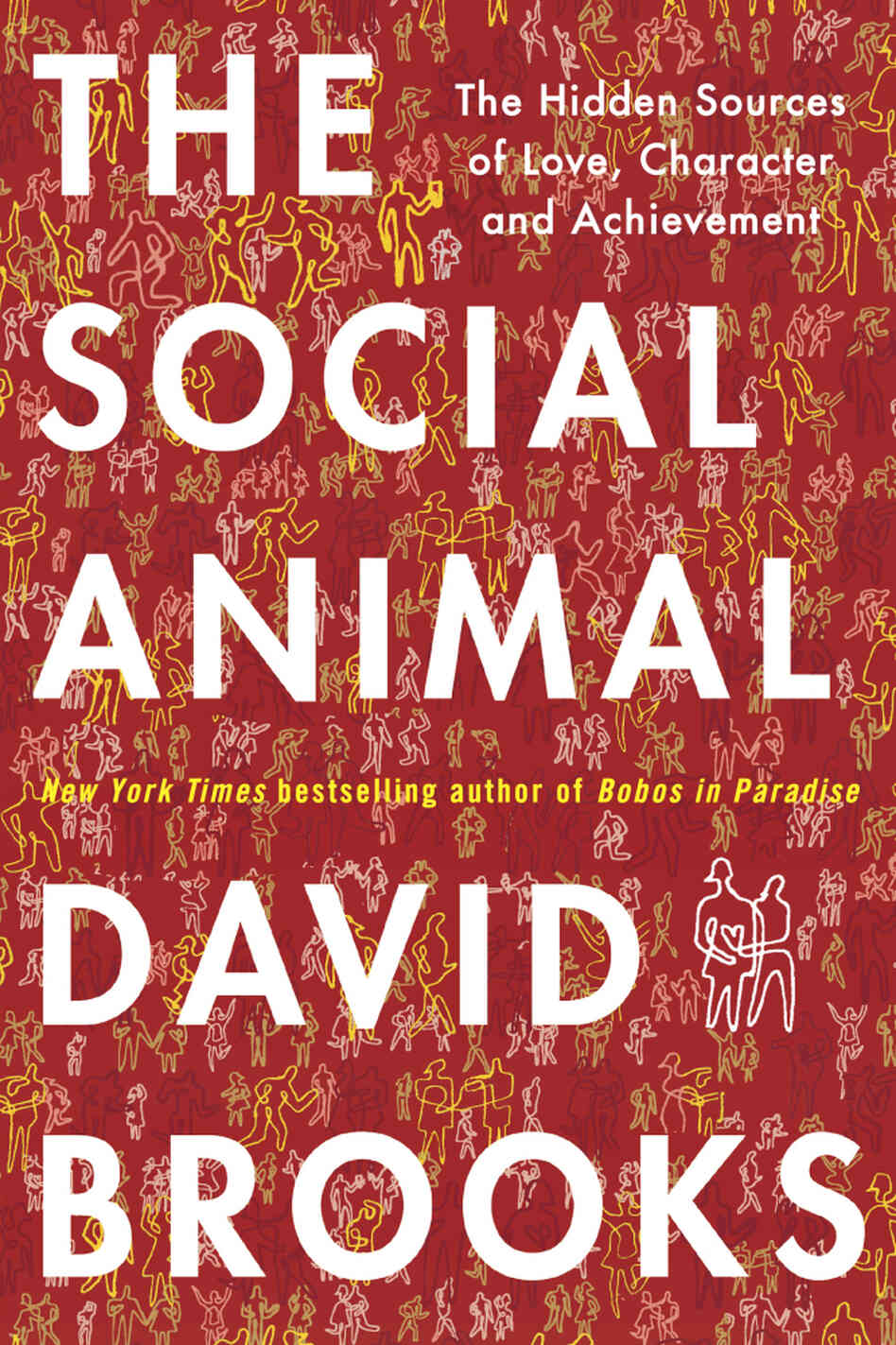 Cover, The Social Animal