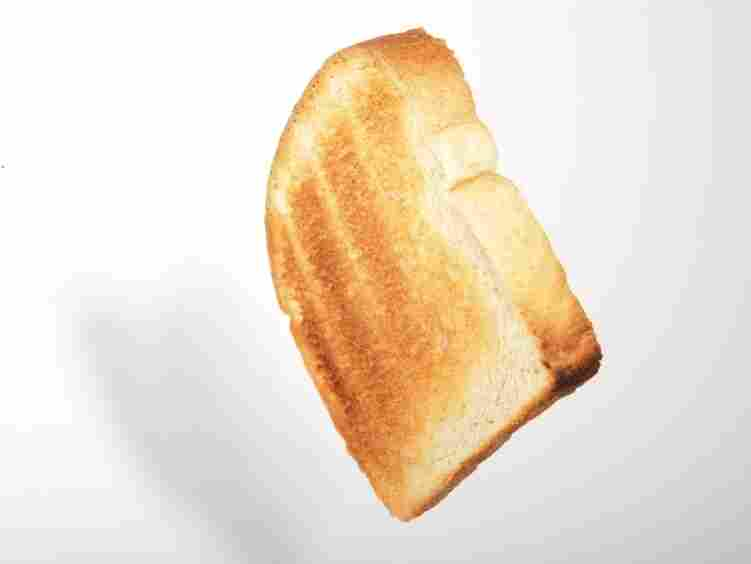 """New York Magazine has an article in the newest magazine titled """"Toast is Burning."""" Catchy title. Even catchier is the deck: """"The greatest thing since sliced bread? Sliced bread."""" It details all the creative things done on toast. Note irritation."""