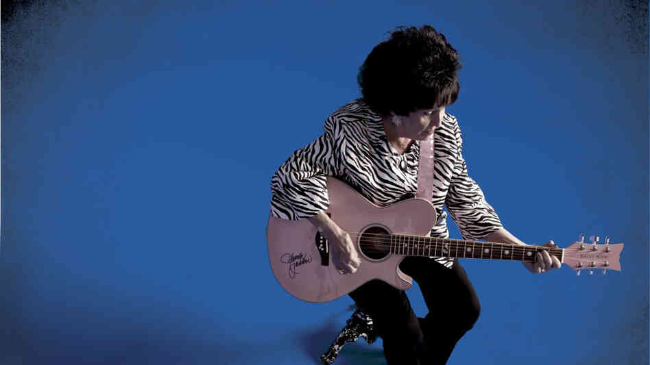 Wanda Jackson recently performed with Jack White on World Cafe.