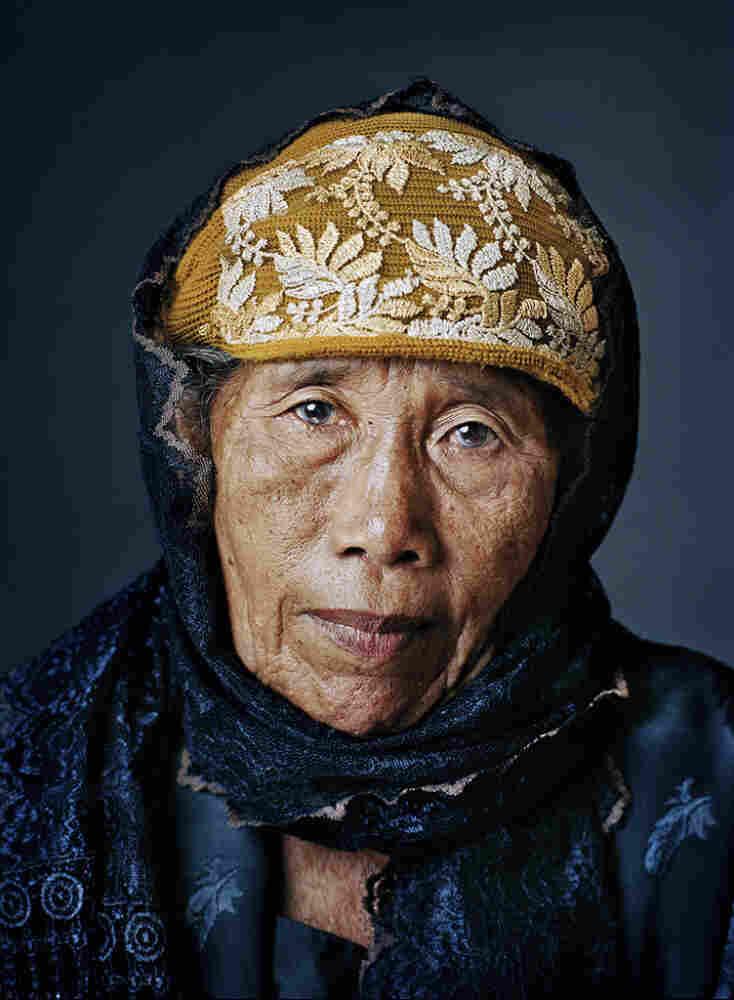 Niyem, born 1933, Karangmojo, Yogyakarta
