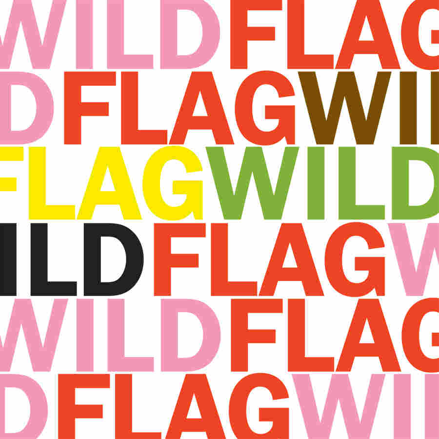 Song Premiere: 'Glass Tambourine' By WILD FLAG