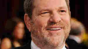 Producer Harvey Weinstein arrives at the Academy Awards in Los Angeles in February 2009.