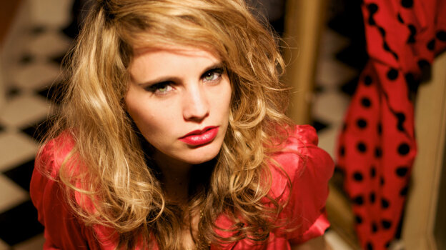 Anna Calvi says she was inspired by the opera singer Maria Callas.