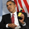 President Barack Obama will reportedly serve beer brewed at the White House for St. Patrick's Day. He gave a bottle of Chicago brewer Goose Island's Urban Wheat 312 beer to British Prime Minister David Cameron last summer.