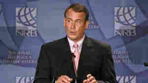 Boehner: Good Jobs Data Due To Tax Cuts (Not Obama Stimulus)