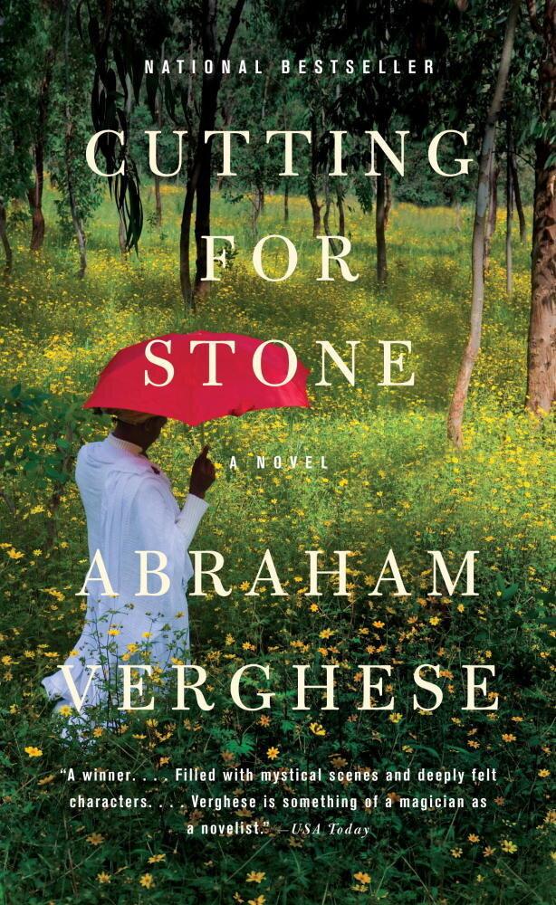 NPR Book Club For March: 'Cutting For Stone' : NPR