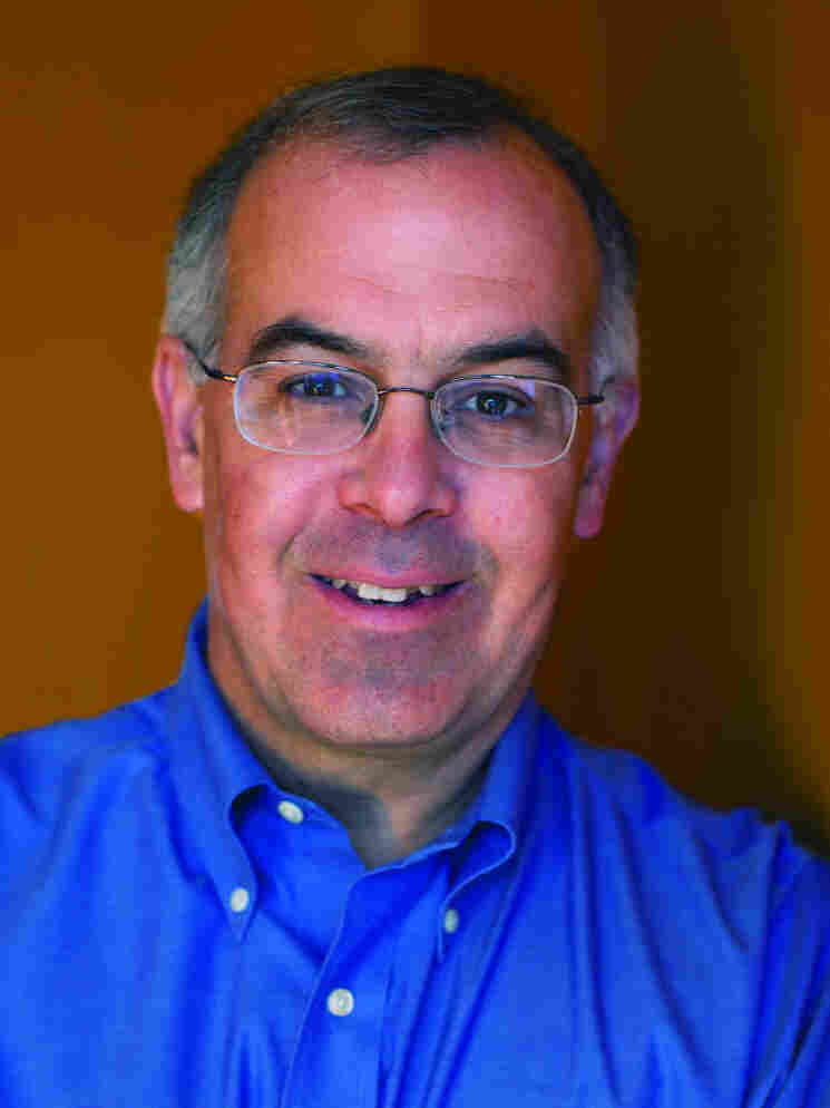 David Brooks writes an op-ed column for the New York Times and is a regular commentator for All Things Considered.