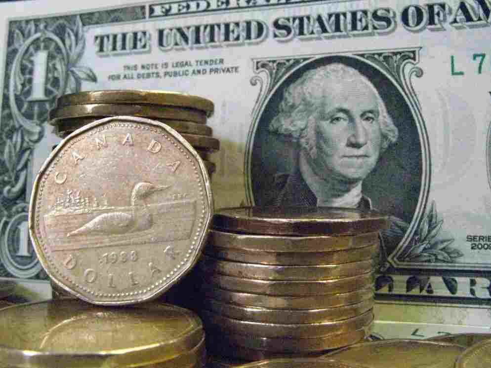 "When Canada switched to dollar coins, or ""loonies,"" its simply took the country's dollar notes out of circulation. The GAO says the U.S. needs a similar plan."
