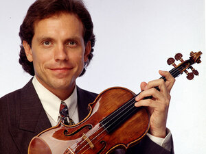 Eugene Fodor was the first American to take home top honors at the Tchaikovsky Competition in Moscow.