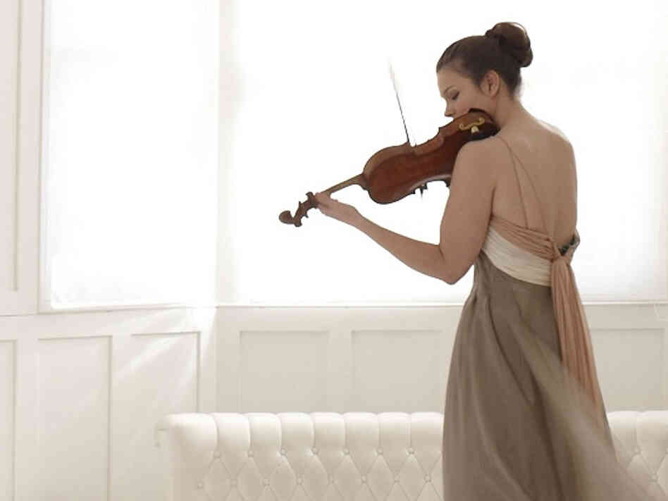 Janine Jansen's career took off when she released one of the first classical hits on iTunes.