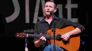 John Doyle performed on Mountain Stage.